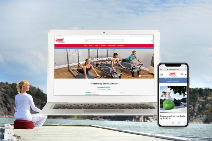 Magento 2 ecommerce design