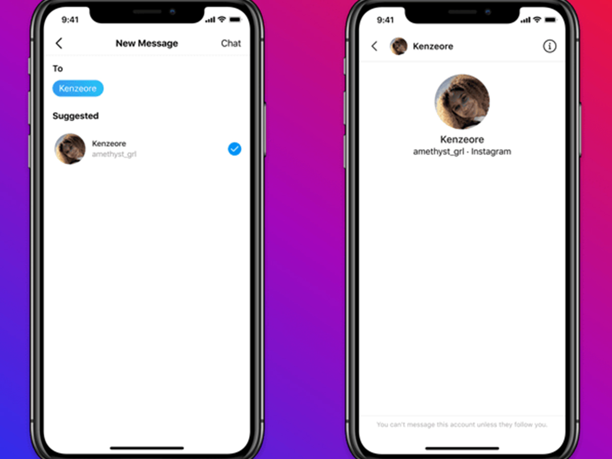 Instagram Blocks Adults DMs to Teens