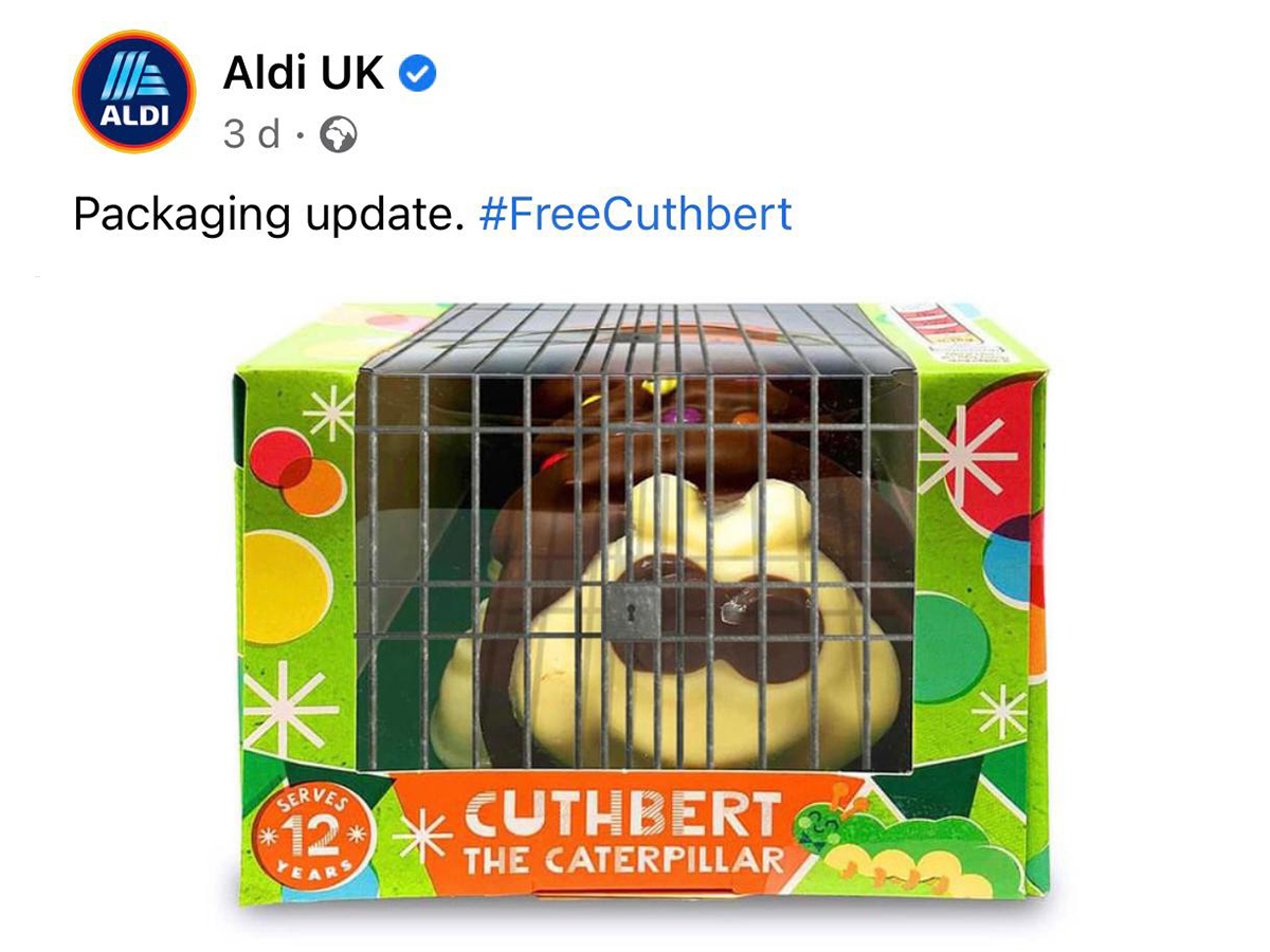 #freecuthbert