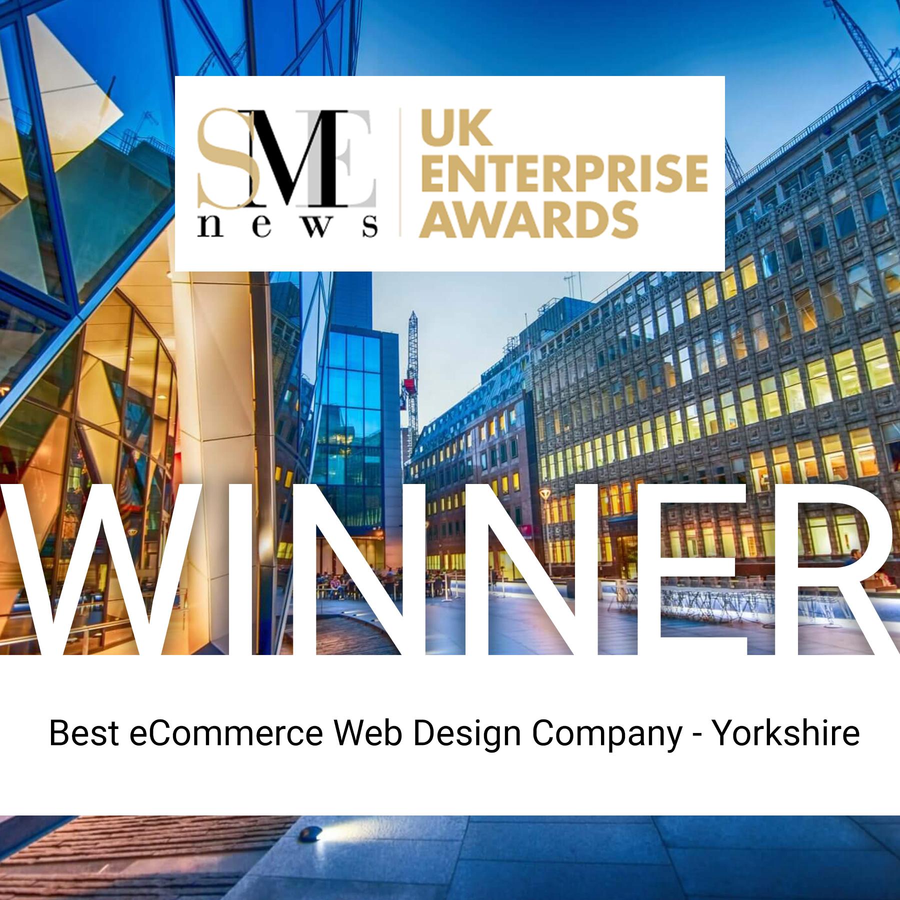 DTF Digital SME News Award Winner