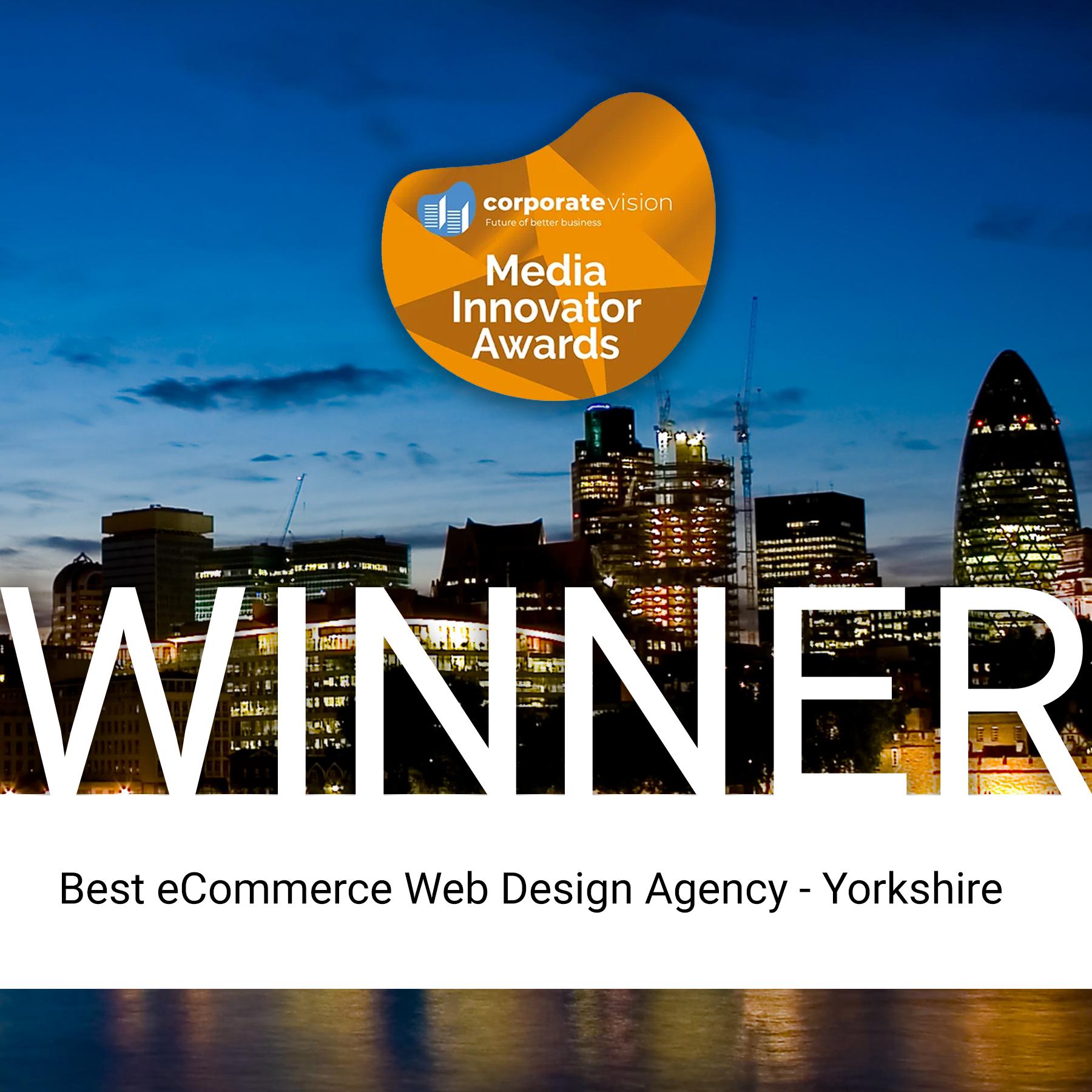 Media Innovator Award Winners