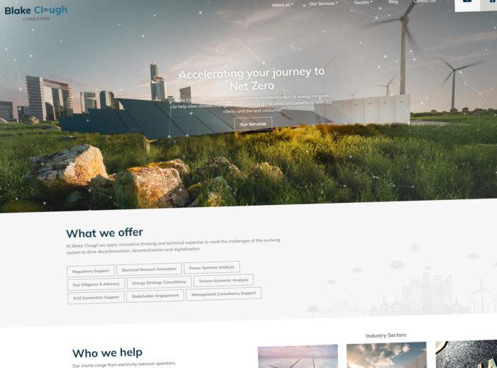 Blake Clough Homepage